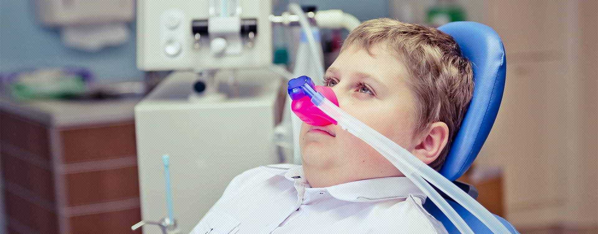 Sedacja w gabinecie stomatologicznym. Sedacja u dzieci. Brzesko Bochnia
