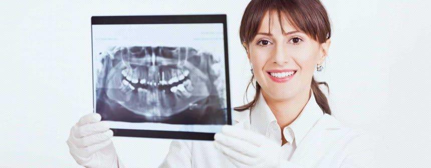 Zdjęcie panoramiczne zębów. Cena. Pantomogram. Panorama. Brzesko Bochnia