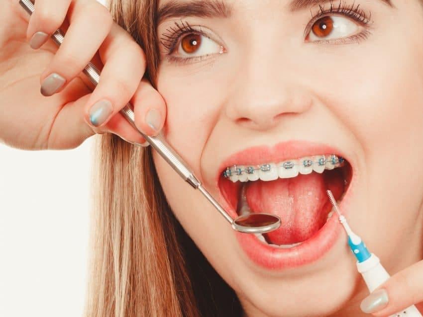 Szczoteczka do aparatu ortodontycznego i mostów Brzesko Bochnia