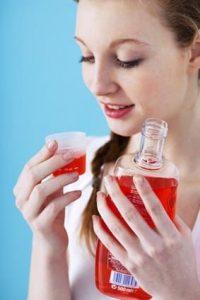 Płyn dopłukania jamy ustnej dla dzieci