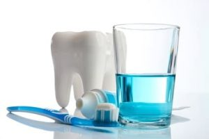 Płyn dopłukania jamy ustnej nanieświeży oddech